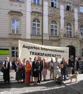 1010_Singerstrasse_17_Volksanwaltschaft-Augarten-Kundgebung_20110906_DSCN6172_a