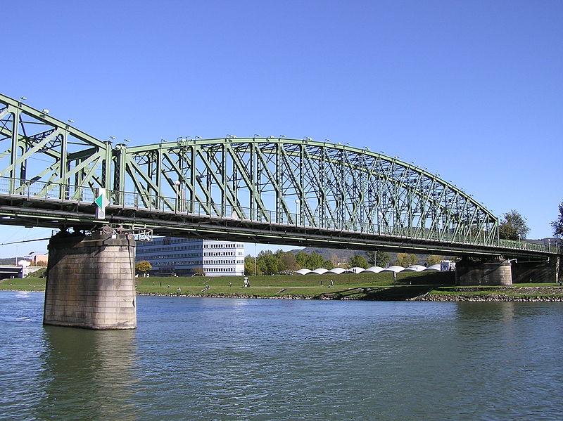 Linzer Eisenbahnbrücke
