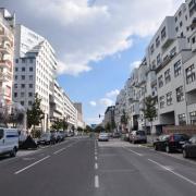 Vorgartenstraße Wien als Beispiel einer monofunktionalen Stadt