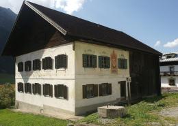 Widum in Nesselwängle, Tirol