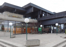 Hallenbad Neusiedl am See, Burgenland
