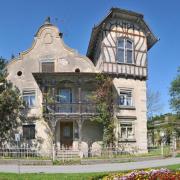 Häusle-Villa in Rankweil, Vorarlberg