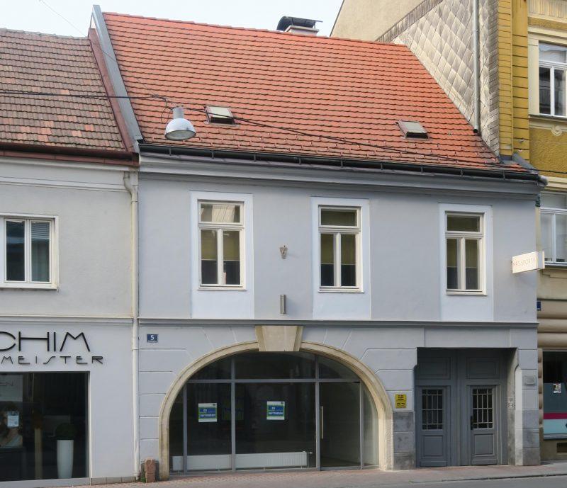Klostergasse 5, St. Pölten