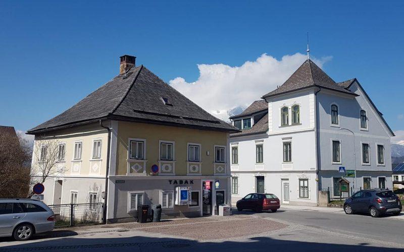 Irdning Nr. 9, Hauptplatz