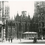 Stephansdom 1945
