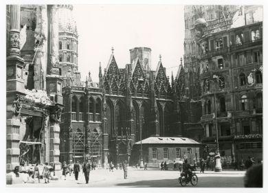 Stephansdom 1945