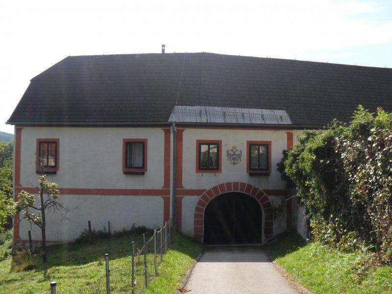 Pfarrhof Prigglitz
