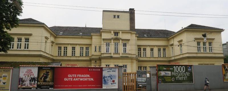 Ehem. Sophienspital Wien