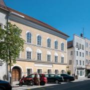Hitler Geburtshaus in Braunau (OÖ)