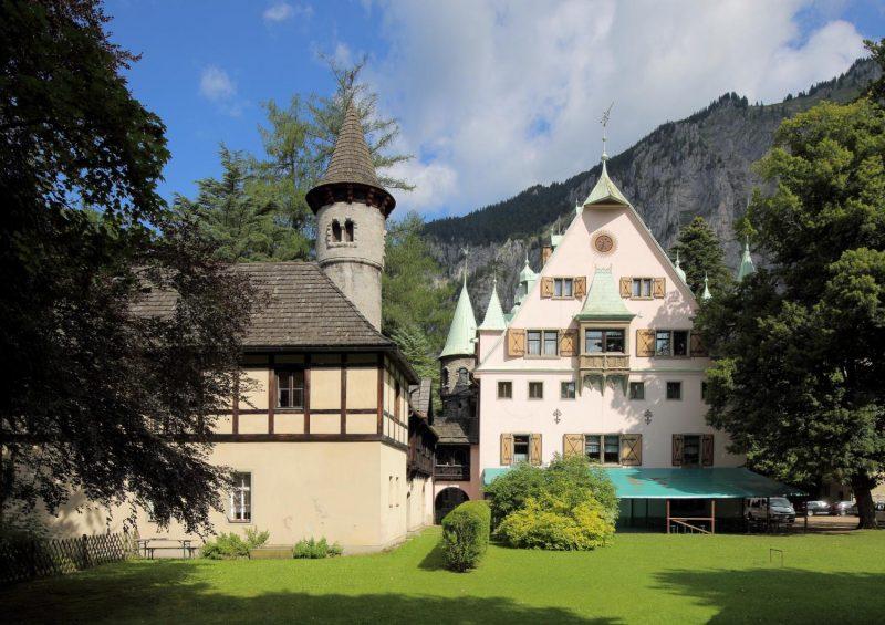 Schloss Leopoldstein, Eisenerz, Steiermark