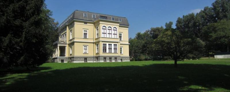 Villa Lindweg 33, Graz-Geidorf