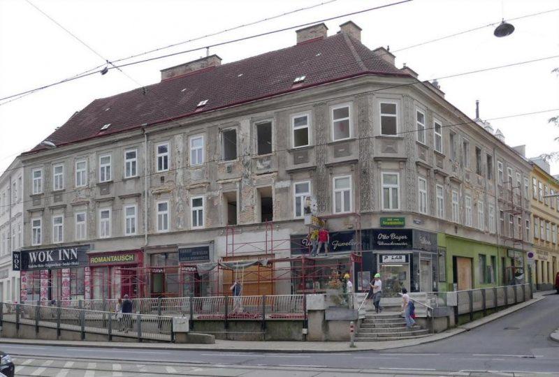 Mariahiilfer Straße 166, 1150 Wien