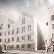 Umbauprojekt Hitler Geburtshaus