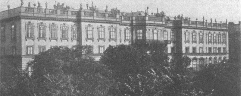 Palais Erzherzog Rainer, Wien