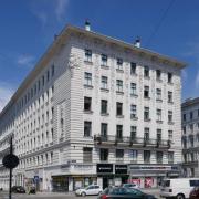 Hosenträgerhaus von Otto Wagner, Wien