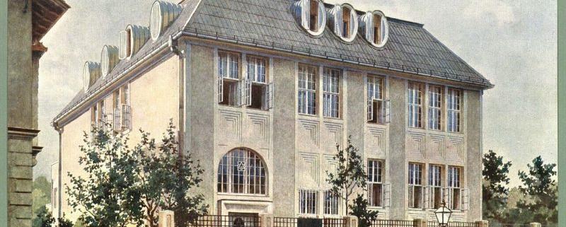 Haus Beer-Hofmann, Hasenauerstraße 59, 1180 Wien