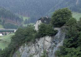 Burg Trautson bei Matrei, Tirol