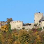 Burgruine Gösting, Graz, Steiermark