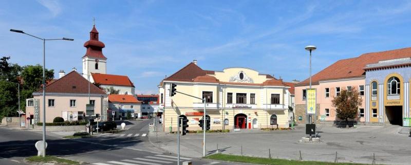 Hauptplatz, Groß-Enzersdorf