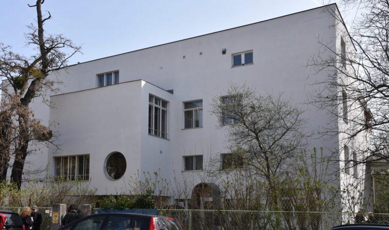 Haus Beer, Wenzgasse 12, 1130 Wien