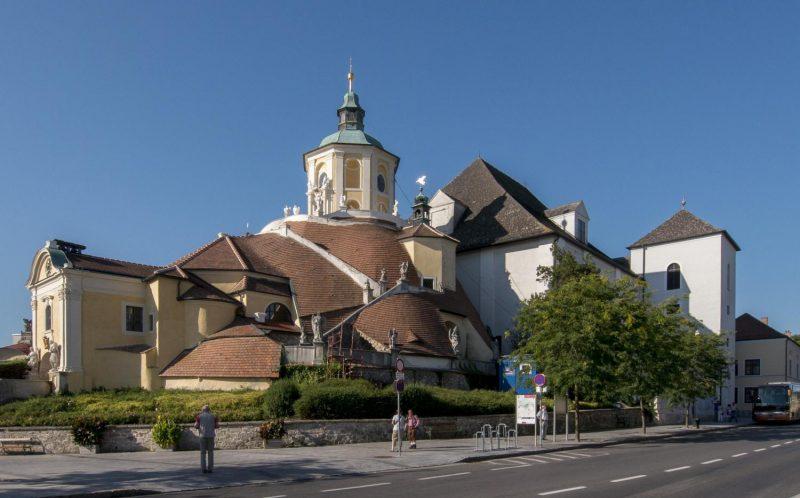 Die Haydnkirche (Kalvarienbergkirche) in Eisenstadt