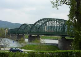 Mautern Donaubrücke Krems