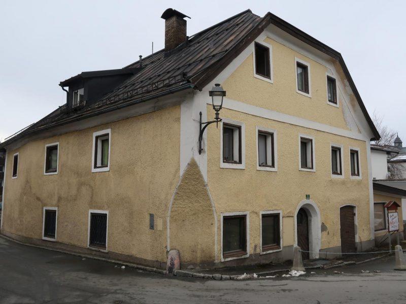 Walischkramerhaus, Lofererstraße 1, Saalfelden