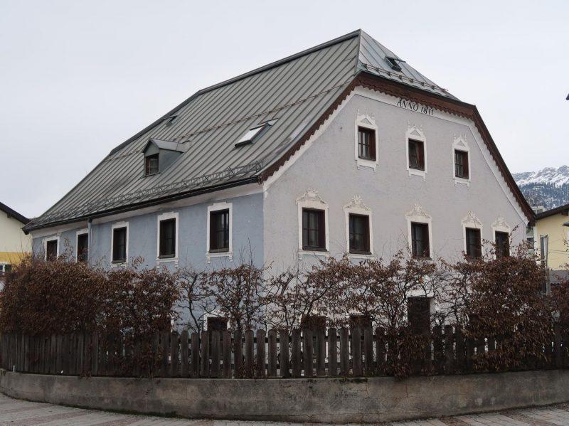 Hutmacherhaus, Almerstraße 9, Saalfelden