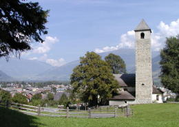 Prad am Stilfserjoch, Südtirol