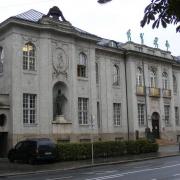 Mozarteum, Schwarzstraße 26-28, Salzburg