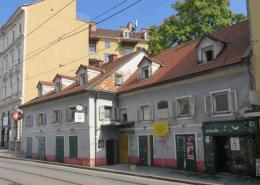 Girardihaus in Graz-St. Leonhard