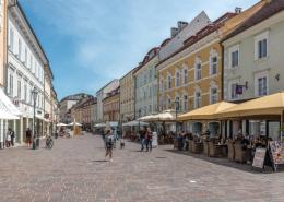 Alter Platz in Klagenfurt
