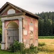 Prunnerkreuz in Virunum am Zollfeld