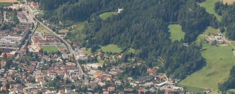 Klosterfrauen-Bühel in Lienz