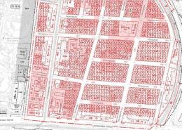 Planentwurf Nr. 8254 (3. Bezirk: Fasanviertel)