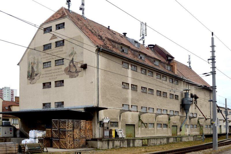 Altes Lagerhaus in Eisenstadt