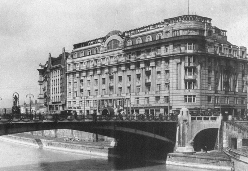 Das legendäre zweite Dianabad in Wien