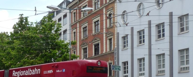 Innrain 21, Innsbruck