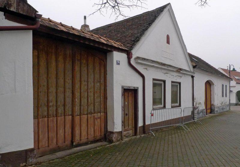 Hauptstraße 54 und 56, Pöttelsdorf