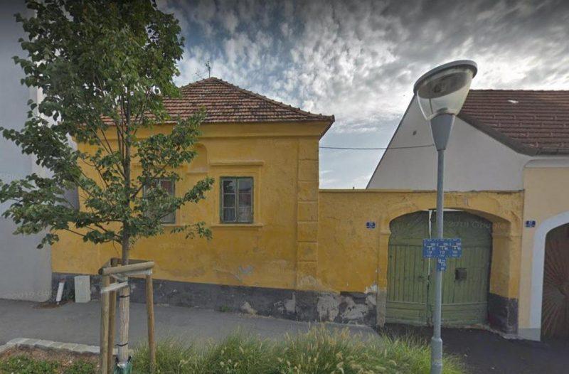 Alter Streckhof in Kleinhöflein/Eisenstadt