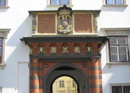 Hofburg, Schweizertrakt