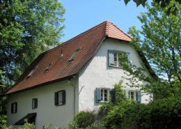 Friedlhube in Graz (10. Bezirk Ries)