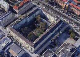 Der Schlachthofblock, Stadt Innsbruck