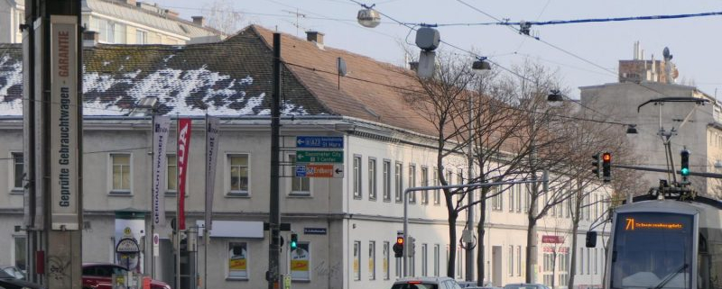 Simmeringer Hauptstraße 3, Wien