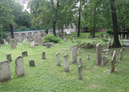 Jüdischer Friedhof Seegasse, Wien