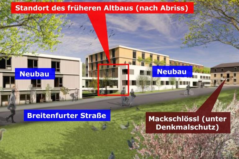 Neubauprojekt Breitenfurter Straße 529, 1230 Wien