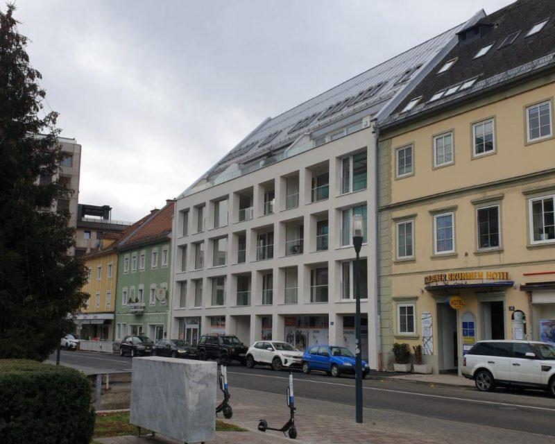 Karfreitstraße 16, Klagenfurt