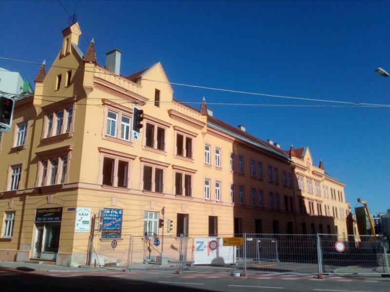Arbeiterwohnhaus, Kardinal König-Platz, St. Pölten