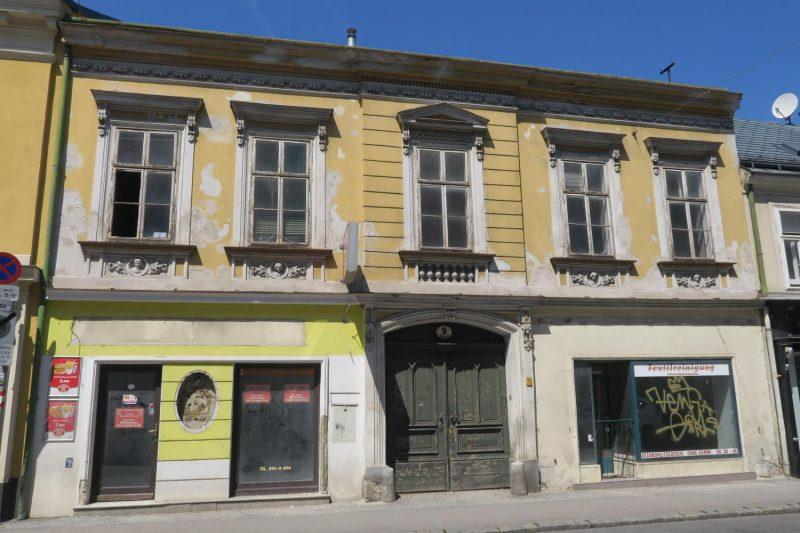 Nisselgasse 9, 1140 Wien