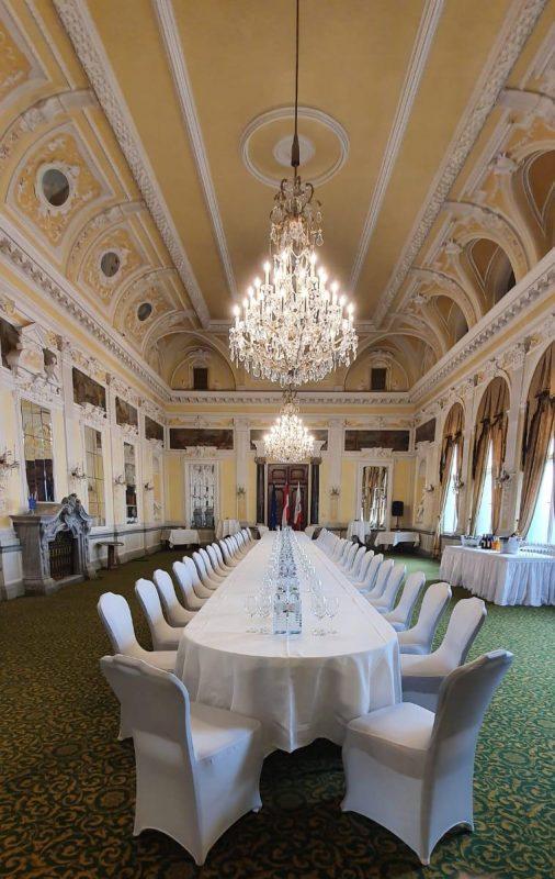 Barocksaal, Hotel Europa, Innsbruck